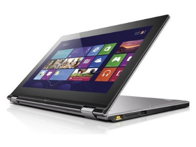 Convertible Touch Screen Laptop