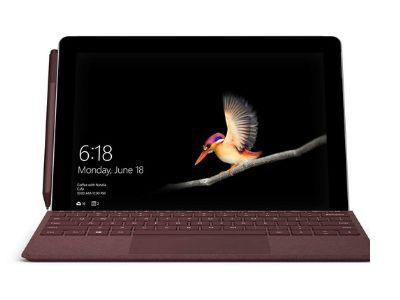 New Microsoft Surface Go