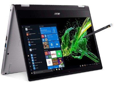Acer Spin 3 - Best Touch Screen Laptop